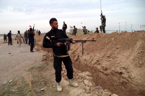 Irak klaagt over gebrek aan munitie en luchtsteun