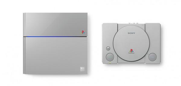 PS4 + PS