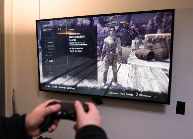 Elder Scrolls Online PS4 screenshot