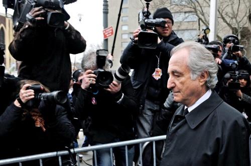 Tien jaar cel voor helper oplichter Madoff