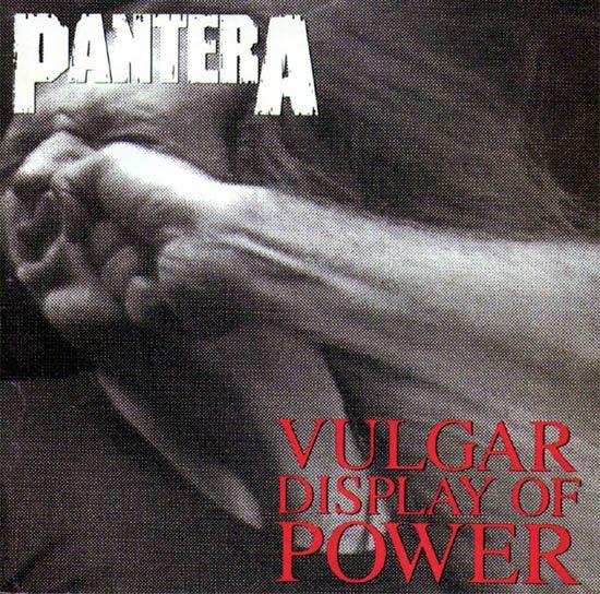 Pantera - Vular Display of Power