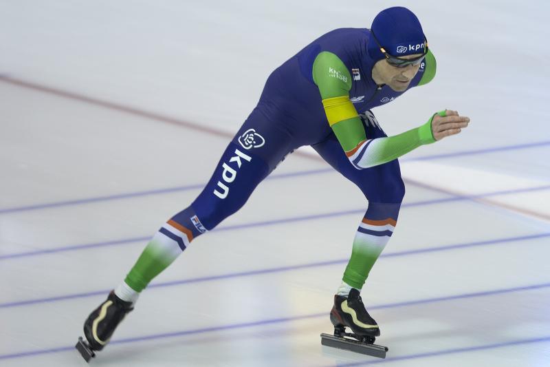 Bob de Jong, nog lang niet oud. (Pro Shots/Erik Pasman)