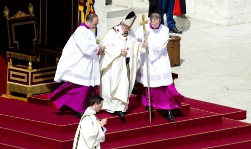 Vaticaan blij met handreiking VS en Cuba