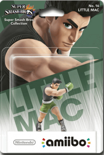 Amiibo Little Mac (Foto: Nintendo)