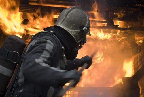 Grote brand in basisschool Uden