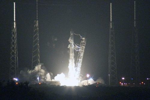 Recycle-raket komt stap dichterbij