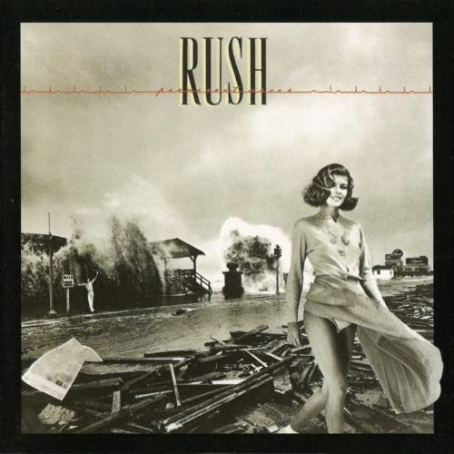 Rush - Permanent Waves (Nederlandse persing)