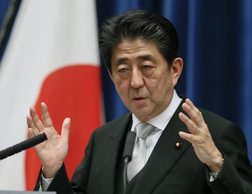 Japanse premier wil berouw voor oorlog uiten