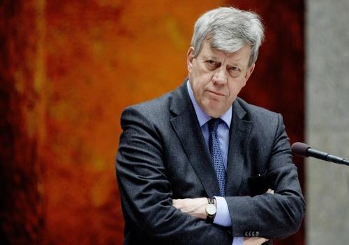 Opstelten erelid VVD (Foto: ANP)