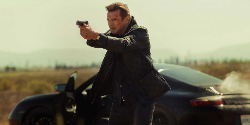 Taken 3:  Liam Neeson