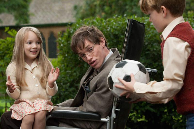 Redmayne Theory of Everything