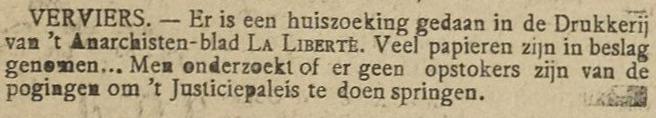 Uit De Werkman van 27 mei 1887