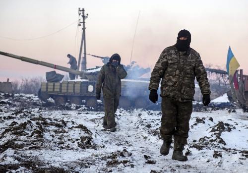 Hevige gevechten in Oost-Oekraïne