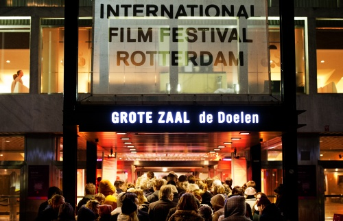 International Film Festival Rotterdam begint