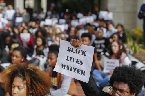 'Geen aanklacht OM tegen agent Ferguson'