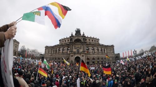Inwoners: Pegida is grootste probleem Dresden