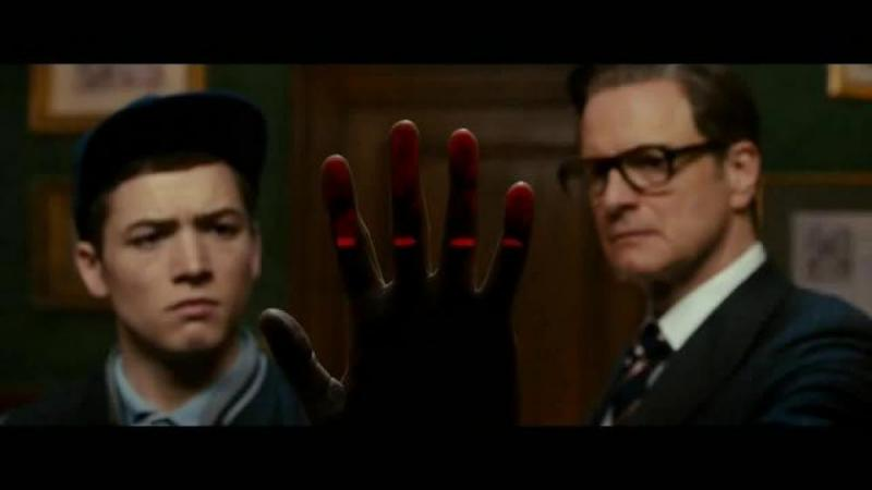 Kingsman screenshot