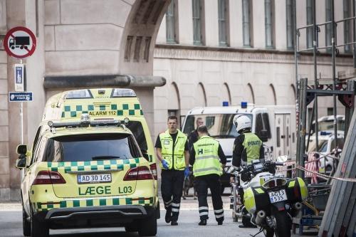 Schietpartij bij synagoge Kopenhagen