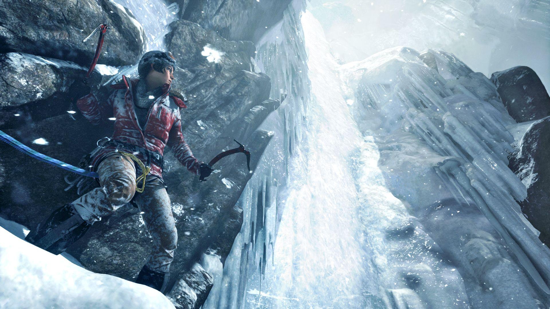 Rise ot Tomb Raider