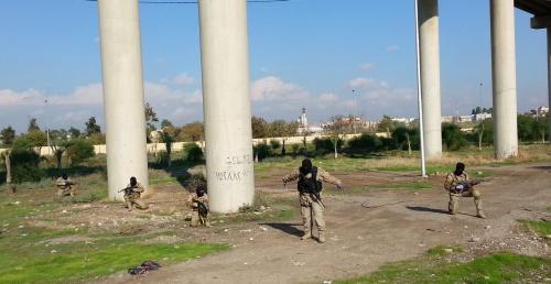 'Voorbereidingen aanval Mosul in volle gang'