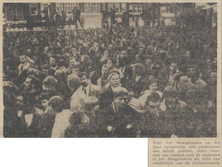 Uit De Waarheid van 21 mei 1969
