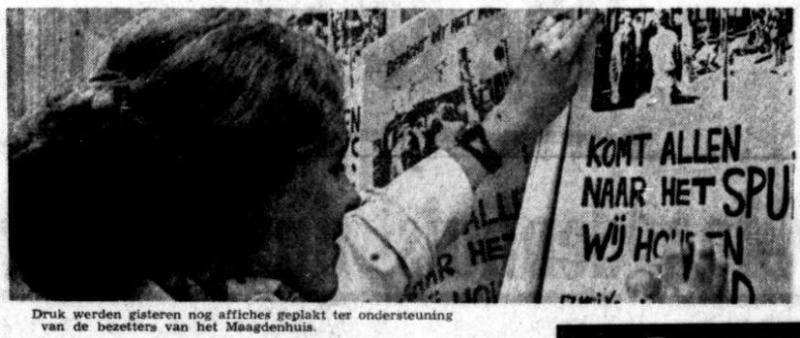 Uit de Telegraaf van 20 mei 1969