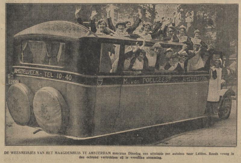 Uit de Tilburgse Courant van 14 augustus 1930