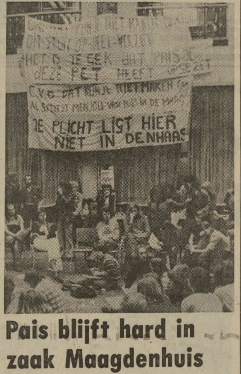 Uit het Nieuwsblad van het Noorden van 24 november 1978