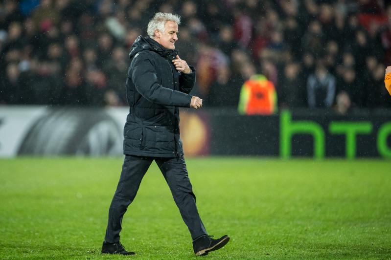 Fred Rutten vertrekt bij Feyenoord (Pro Shots/Jasper Ruhe)