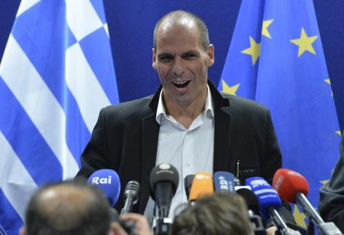 Griekse plannen'bewust vaag'