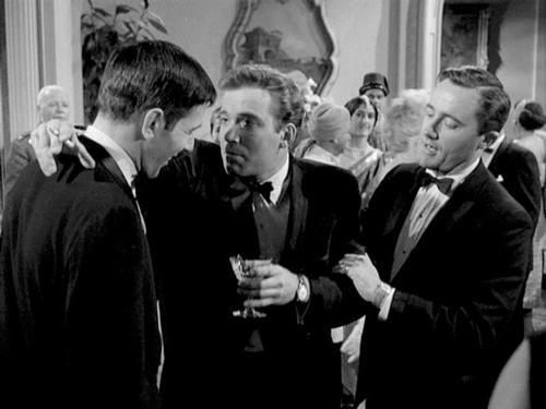 Nimoy en Shatner in The Man from U.N.C.L.E. (1964)