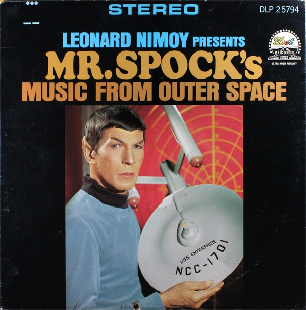 Mr. Spock's Music From Outer Space (1967)