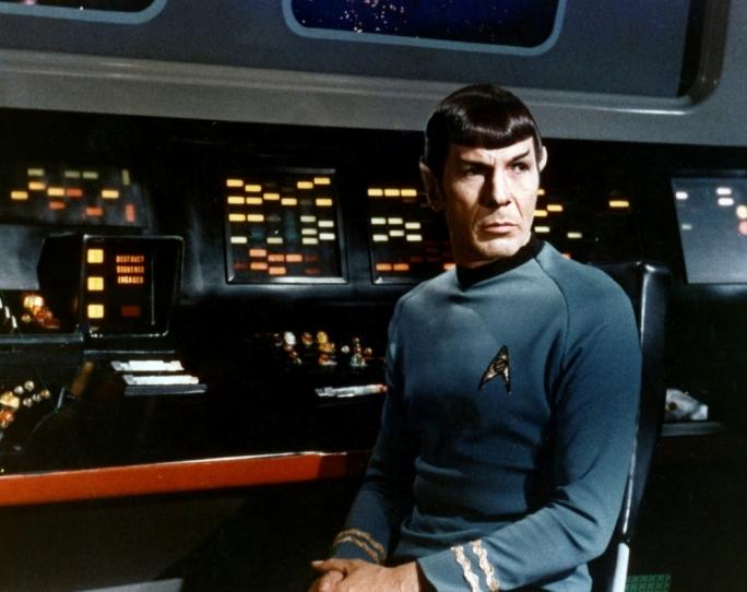 Mr. Spock 2