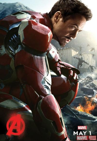 Avengers: Age of Ultron poster - Iron Man