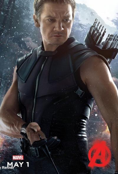 Avengers: Age of Ultron poster - Hawkeye