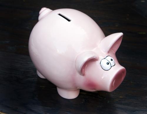 Kinderen stoppen geld het liefst in spaarpot (Foto: ANP)