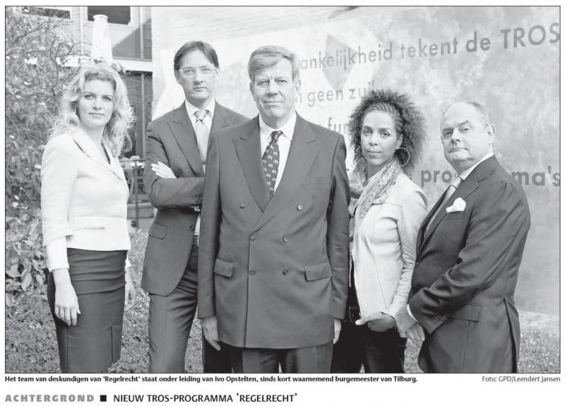 Uit het Dagblad van het Noorden van 26 januari 2010