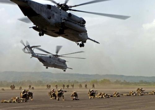 Duizenden militairen VS naar Oost-Europa