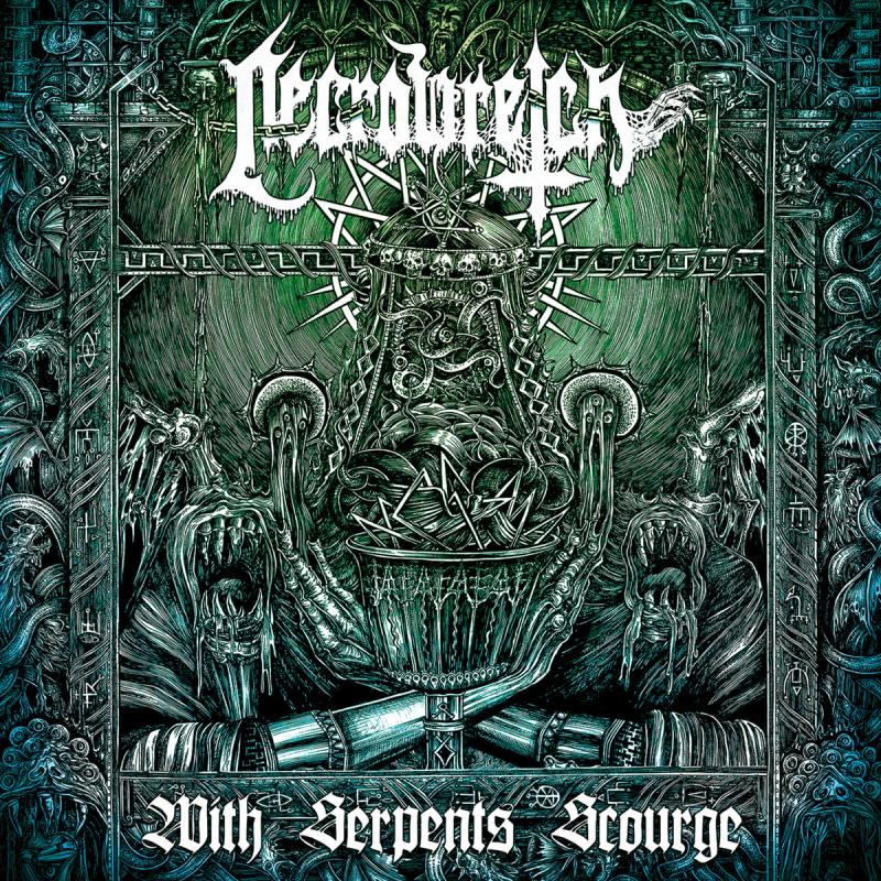Necrowretch - With Serpent Scourge