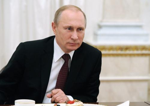 Poetin overwoog kernwapens in Krim-crisis