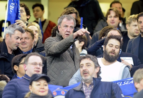 Clarkson beledigt BBC