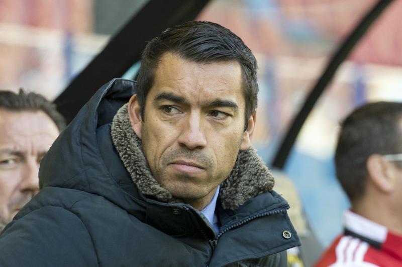Giovanni van Bronckhorst nieuwe hoofdtrainer van Feyenoord (Pro Shots/Jasper Ruhe)