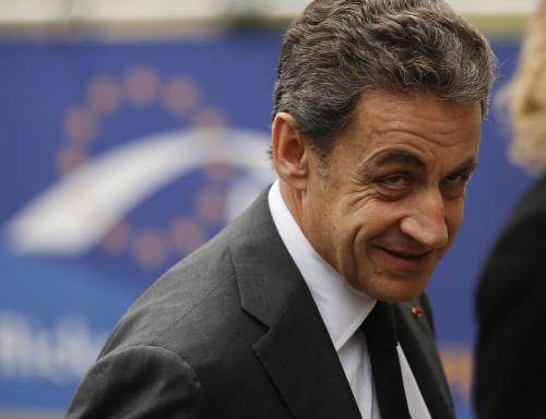 Sarkozy's UMP wint eerste verkiezingsronde