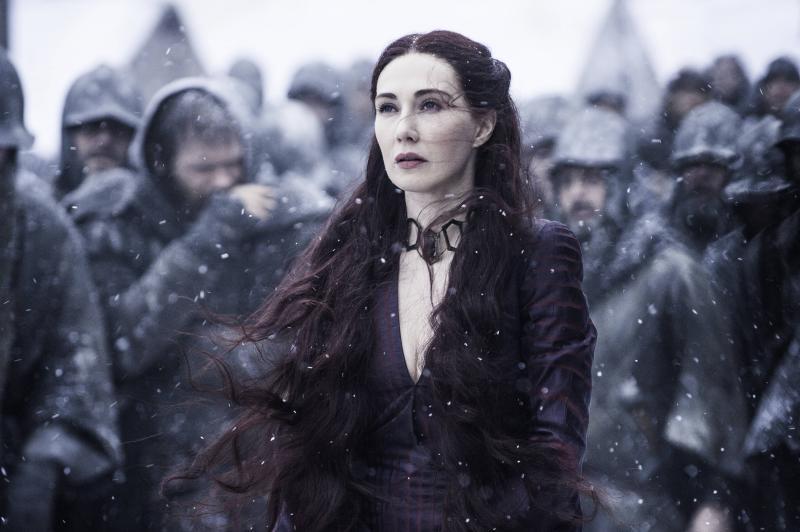 Game of Thrones 5: Carice van Houten