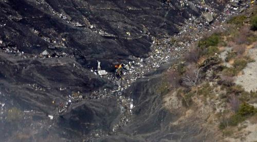 Zwarte doos Germanwings bruikbaar (Foto: ANP)