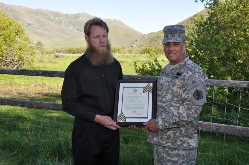 Omstreden sergeant VS vervolgd voor desertie