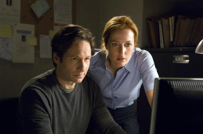 Mulder en Scully terug in the X-Files