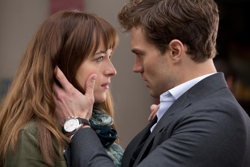 Fifty Shades of Grey: Dakota Johnson en Jamie Dornan