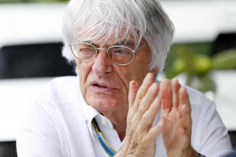 De Formule 1 is ziek volgens Ecclestone (Pro Shots/Zuma Sports Wire)