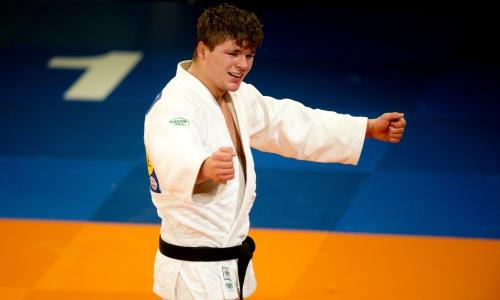 Goud voor judoka Van't End